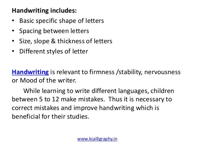 9 K Calligraphy Ppt Handwriting Blog