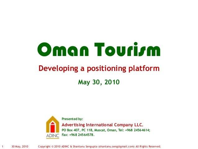 muscat tourism