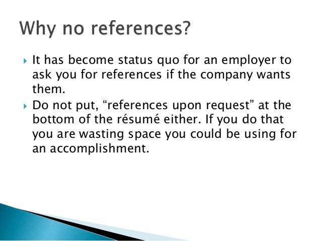 resume theory 101