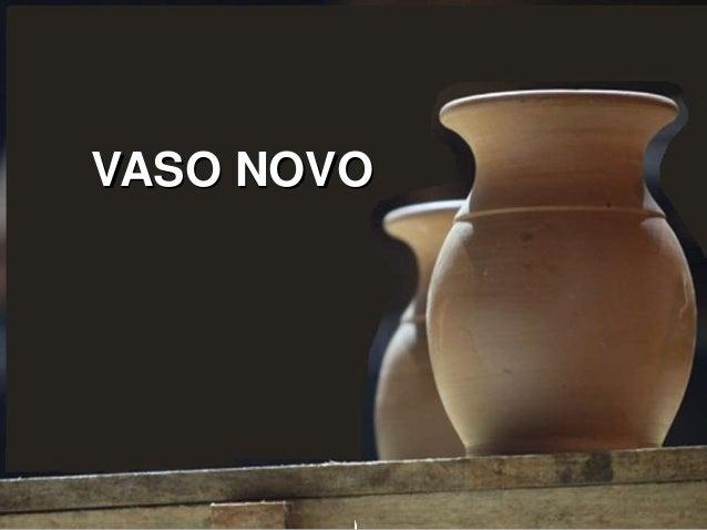 VASO NOVO