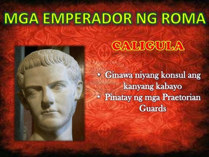 • Masamang pinuno• Unang emperador na  nagmalupit sa mga  Kristiyano• Mahilig sa pagpapasunog