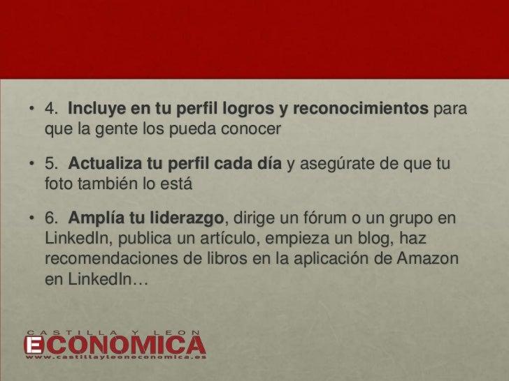 9 consejos para optimizar tu perfil en LinkedIn en 9 minutos diarios Slide 3