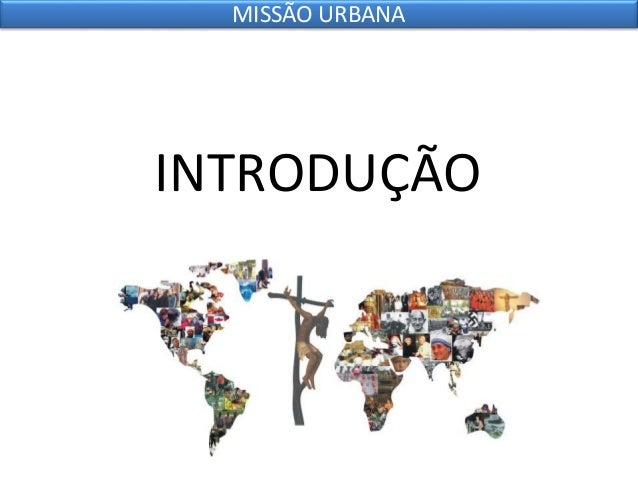 9 missão urbana Slide 2