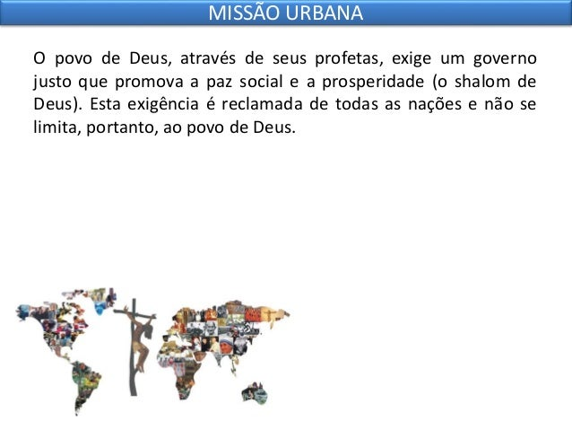 9 missão urbana Slide 3
