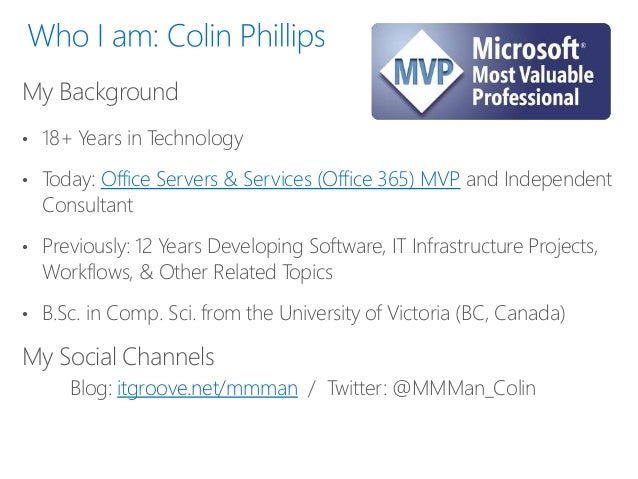 9 Months of Fun with SharePoint in Azure and Office 365 Slide 2