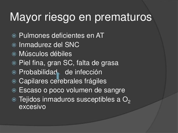 FACTORES DE RIESGO ASOCIADOS CON LA NECESIDAD DE NR<br />