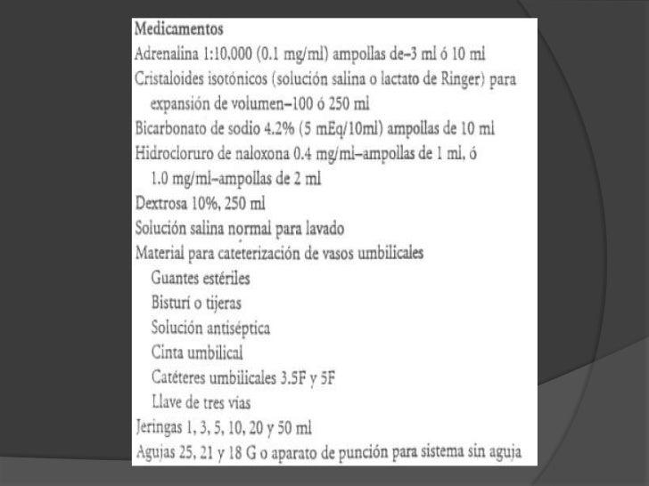 EQUIPOS E INSUMOS PARA LA NR<br />
