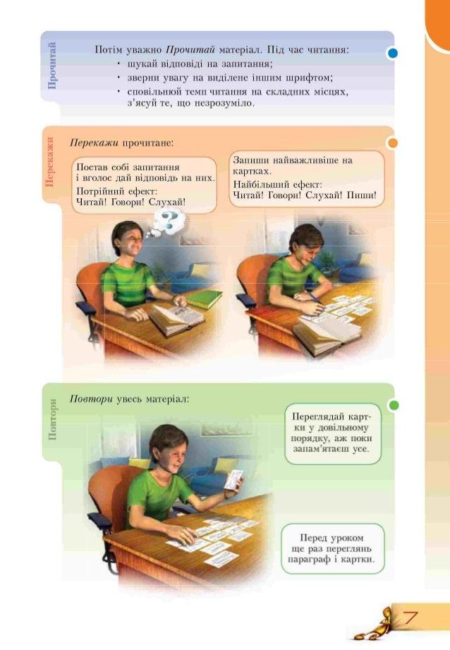 :S (Я н S ff О а П Потім уважно Прочитай матеріал. Під час читання: • шукай відповіді на запитання; • зверни увагу на виді...