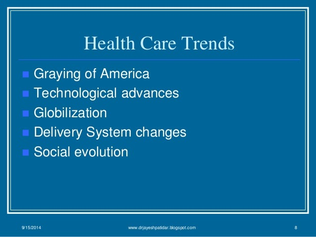 health care delivery systems 2 essay The forces of change continue to reshape us healthcare  in an essay for the  new england journal of medicine some seven years ago, the  the customer,  and in a well functioning health care system, the creation of value.