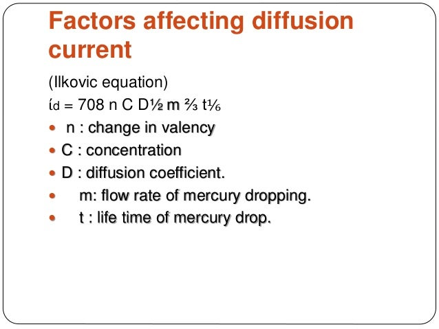 factors affecting diffusion Several factors affect osmosis including temperature what factors affect osmosis a: quick answer simple diffusion is the process by which a solution or gas moves from high particle concentration areas to low p.