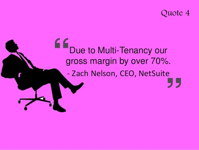 Quotable Quotes Best 9 Quotable Quotes About Multi Tenancy