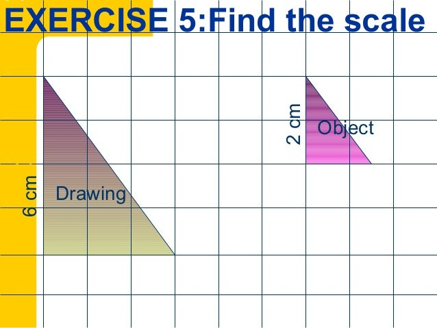 note math form 3 9 scale drawing
