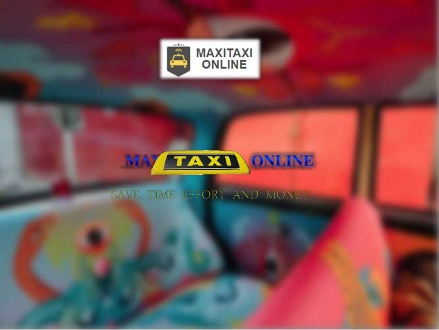 Maxi Taxi Online was setup in October 2016. The Main aim of establishing Maxi taxi online is to provide a best cab service...