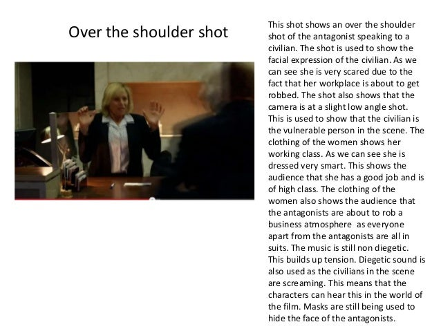 Analysis of the Dark Knight film Essay