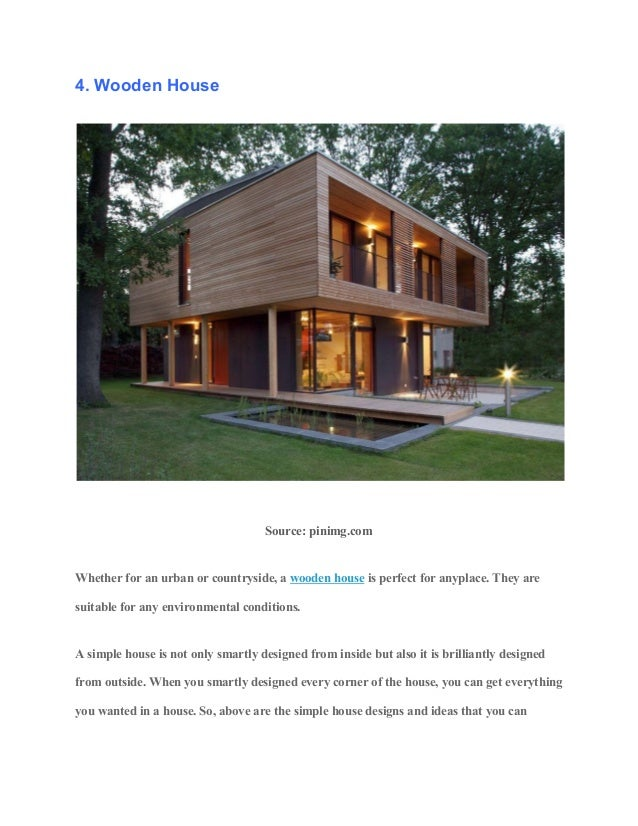 9 Simple Small House Designs Guidelines On Types Exterior Amp Inte