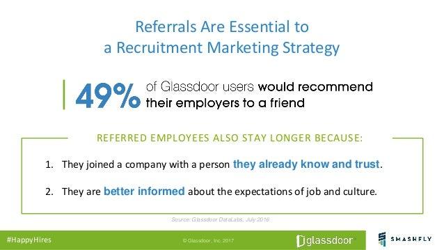 steps  building  referral program  lands happy hires