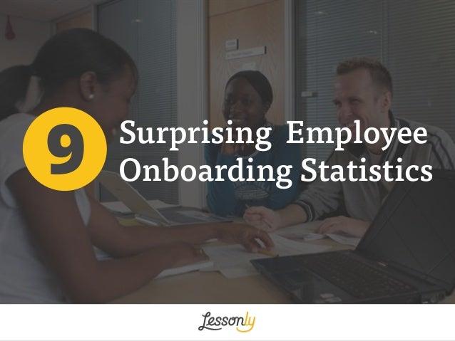 Surprising Employee Onboarding Statistics 9