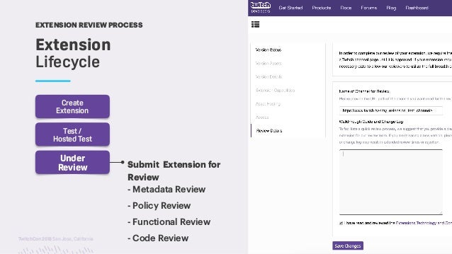 Twitch Extension Review Process: The Missing Manual