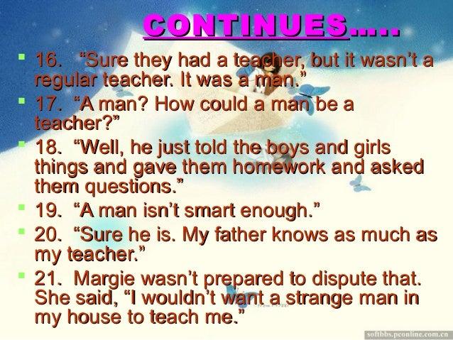 the fun they had short story summary