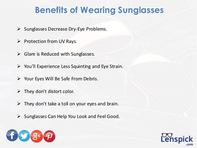 9 Things You Must Know Before Buying Sunglasses Online Slide 3
