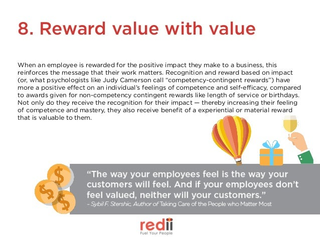 When was the last time you assessed your employer value proposition? Is it time to rethink the way you show your people th...