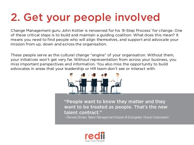Do you create opportunities for employees to share ideas and take part in designing their employee experience? You don't h...