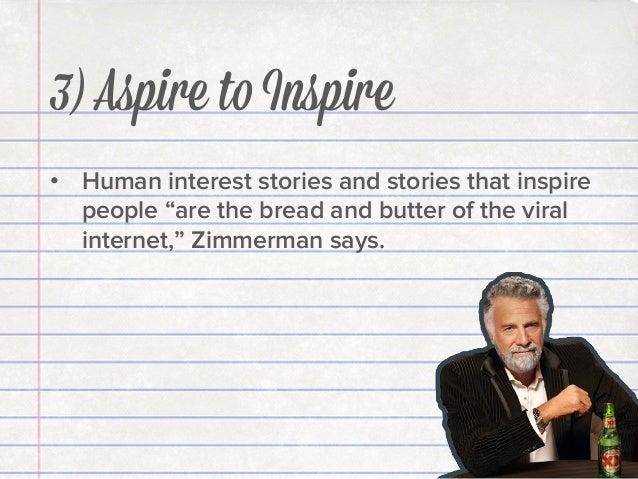 """""""Stories that evoke very primal emotions tend to work best.""""  Tweet this!"""