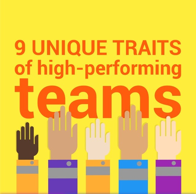 To spot a strong team, look for the teams that everyone wants to be on. Some people don't want to join a team that works l...