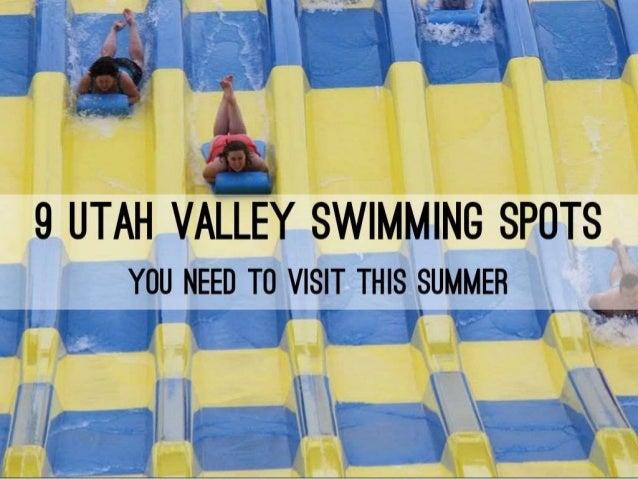 9 utah valley swimming spots