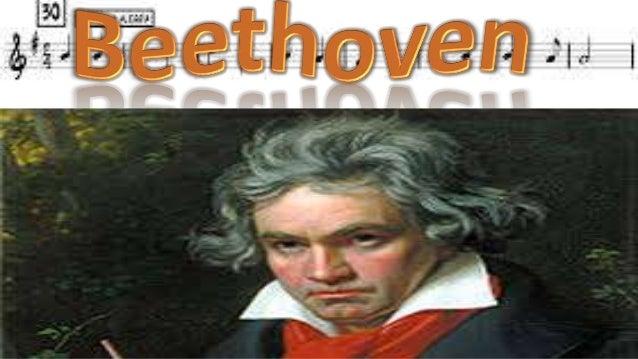 Nacimiento de Beethoven y su muerte •Fecha de nacimiento: 16 de diciembre de 1770, Bonn, Alemania •Fecha de la muerte: 26 ...