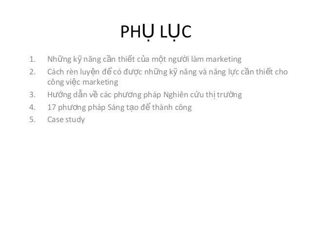 Quy trình marketing  Slide 3