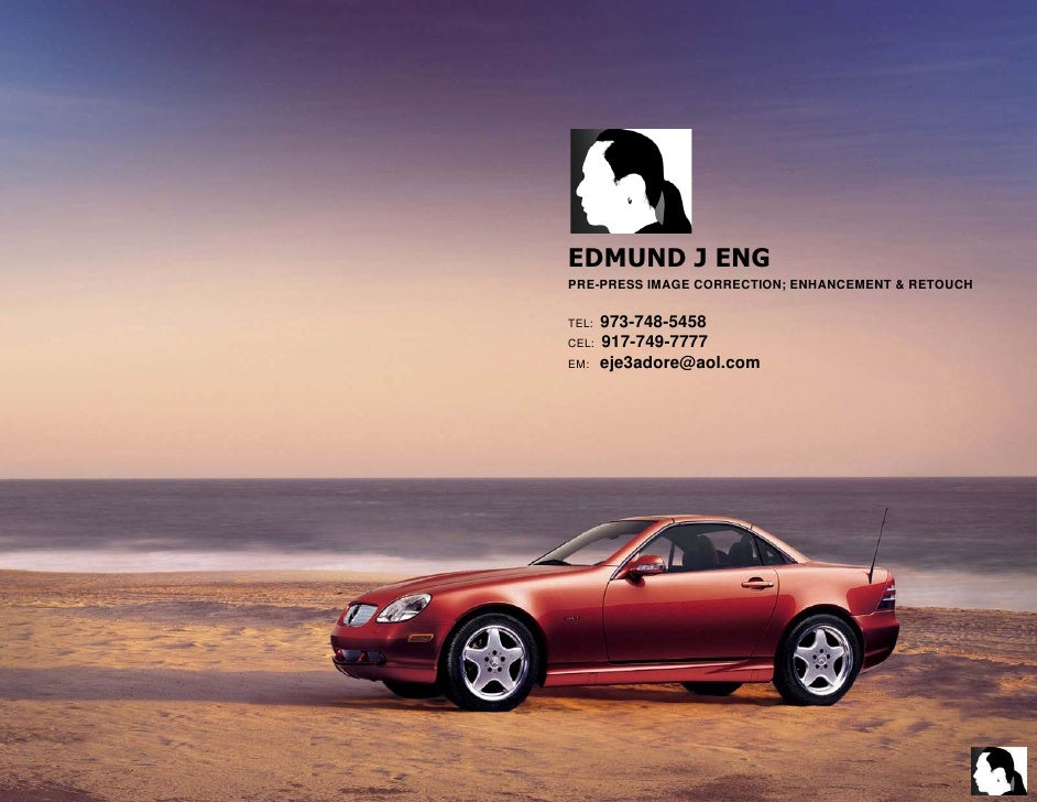 EDMUND J ENG PRE-PRESS IMAGE CORRECTION; ENHANCEMENT & RETOUCH         973-748-5458 TEL:        917-749-7777 CEL:        e...