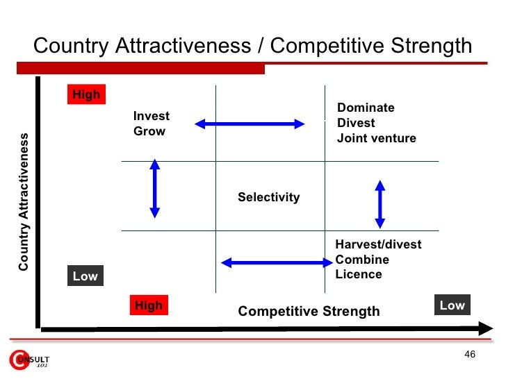 Country business analysis i