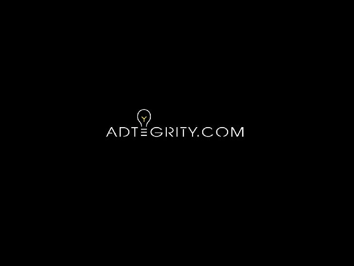 Who is Adtegrity.com?                          Founded in 1999.                          Located in Grand Rapids, Michigan...