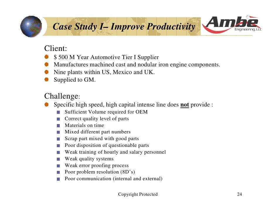 cannondale corporation a case study