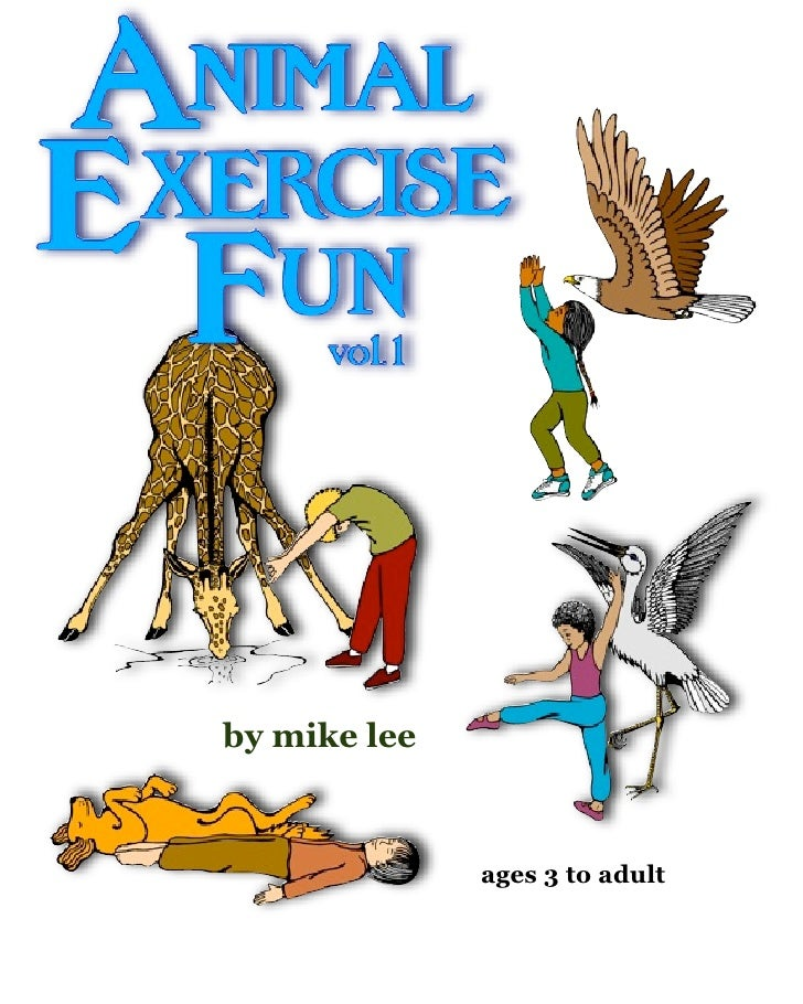 by mike lee                  ages 3 to adult
