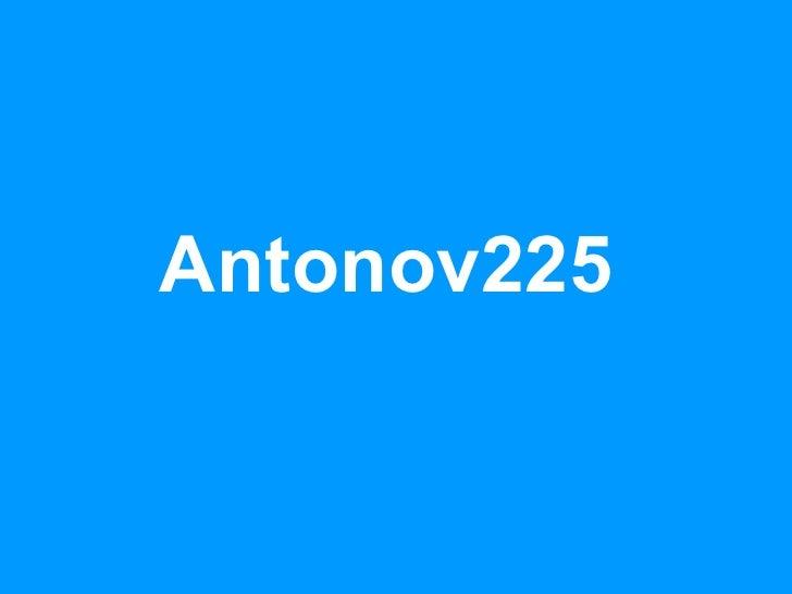 Antonov225
