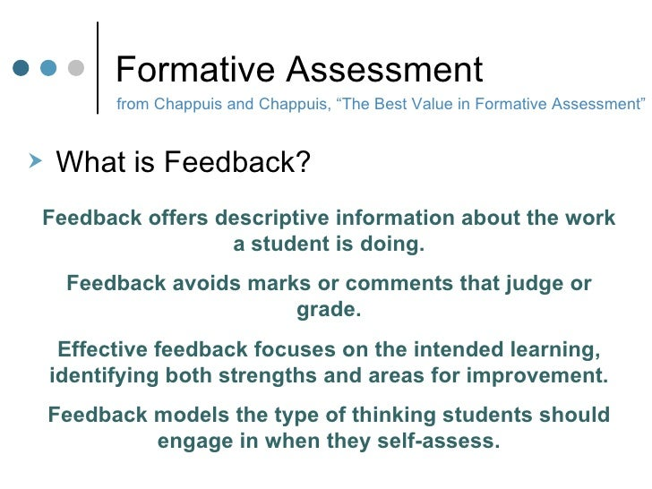 the best value in formative assessment Formative assessment the teacher team can make some evaluations on what tasks and explanations seemed to produce the best student outcomes.