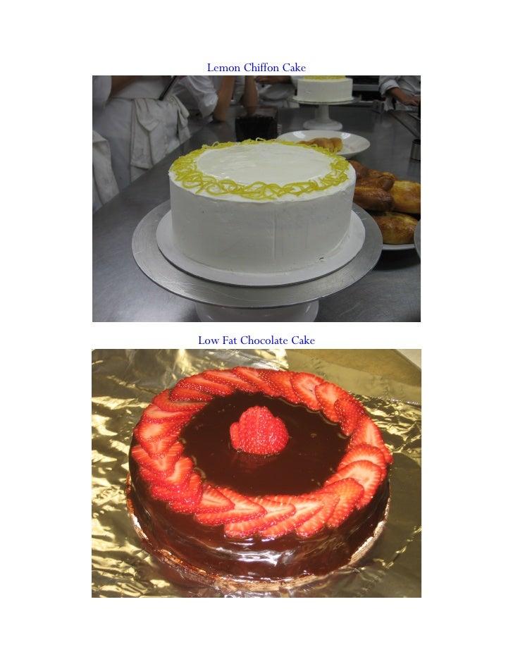 baking portfolio