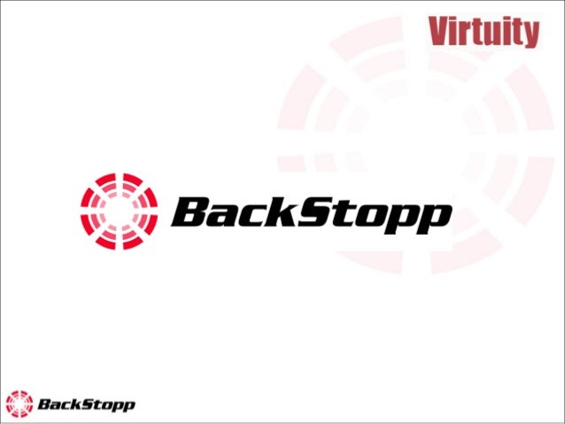 What is BackStopp is a simple but effective tool to help an organisation protect its mobile data in the event of the loss ...