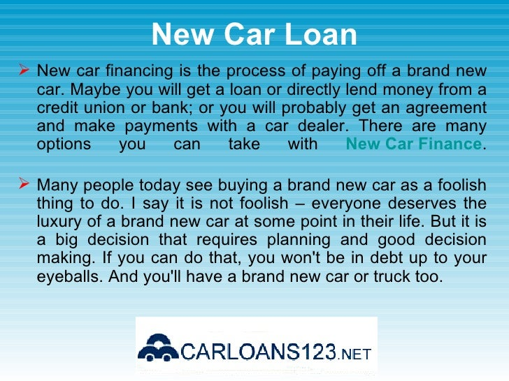 Get Car Loan From Dealer Or Bank