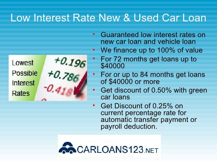 Good or Bad Credit Car Loans and Financing for Used Cars