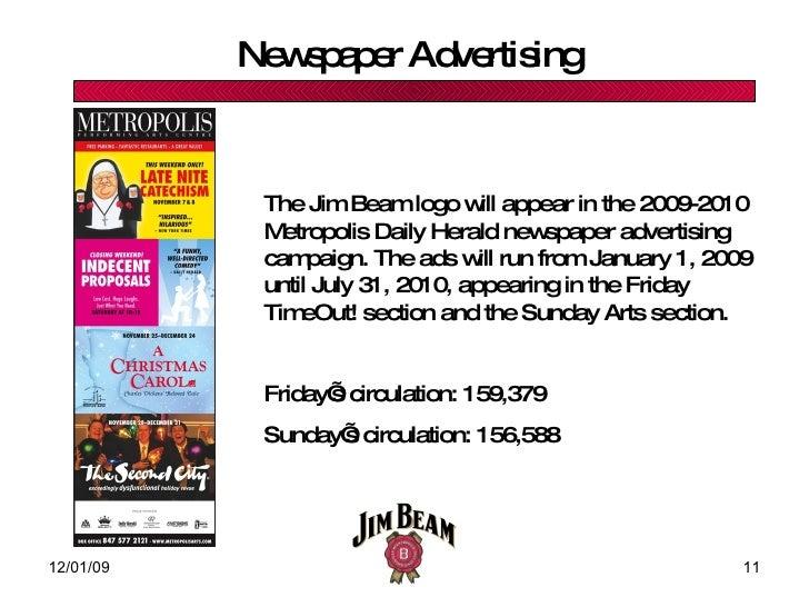 Jim Beam Sponsorship Proposal