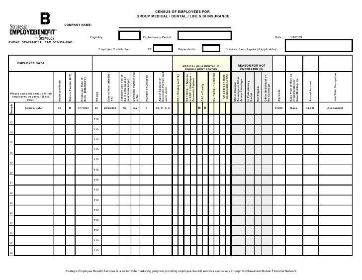Benefit Questionnaire + Census 03 2008 Oregon Changes