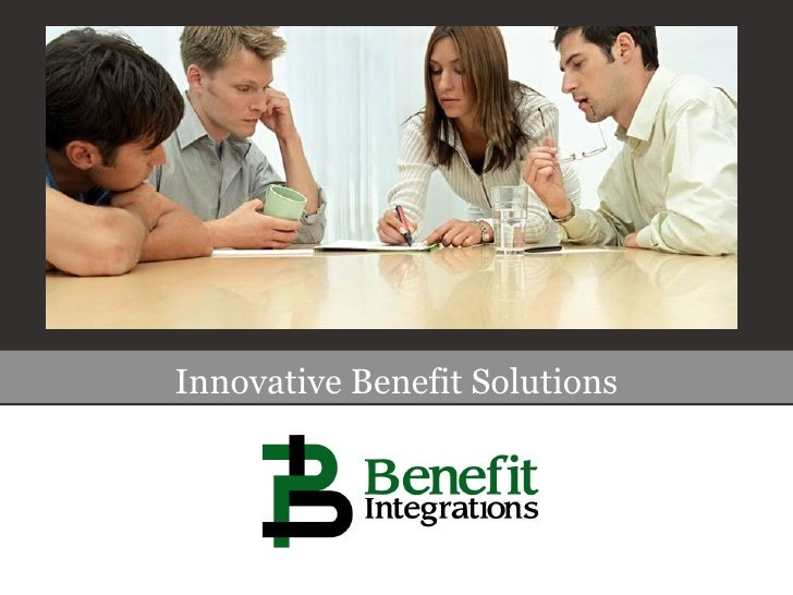 Innovative Benefit Solutions