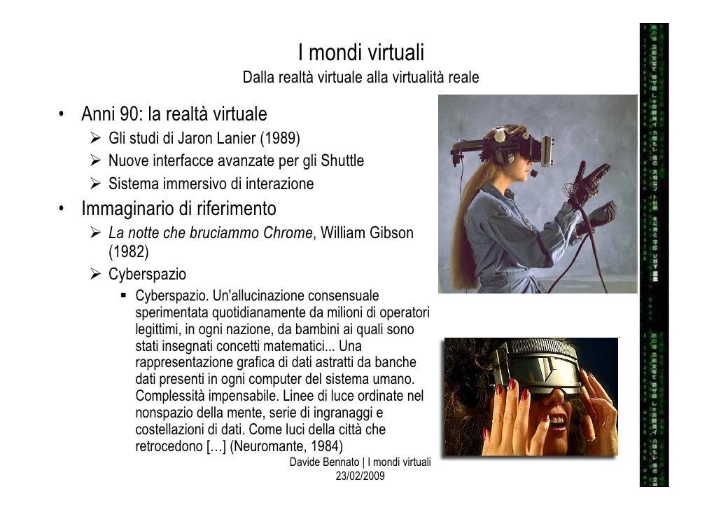 incontri mondi virtuali online Interrazziale incontri articoli accademici