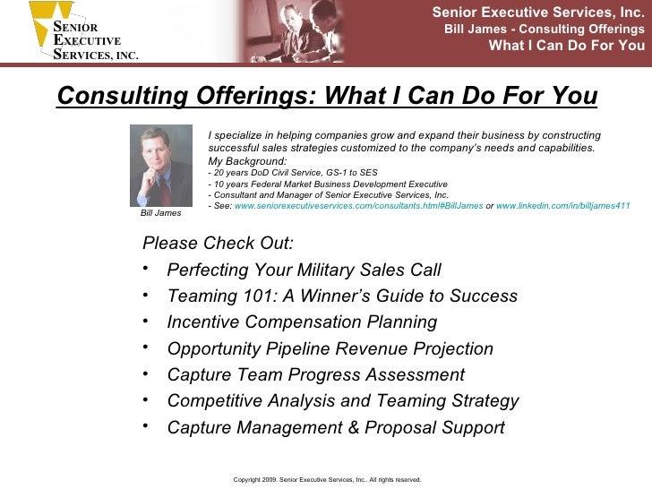 <ul><li>Please Check Out: </li></ul><ul><li>Perfecting Your Military Sales Call </li></ul><ul><li>Teaming 101: A Winner's ...