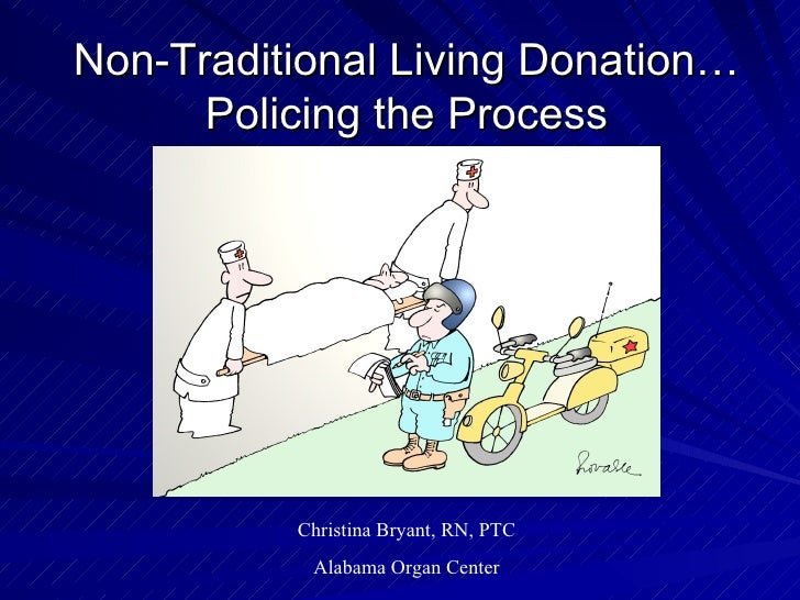 Mandatory Organ Donation: Ethical or Outrageous?
