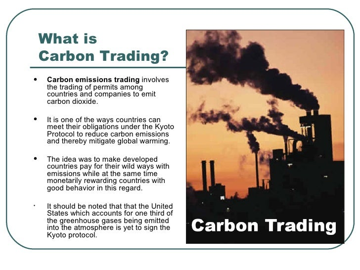 Features of Carbon Credits