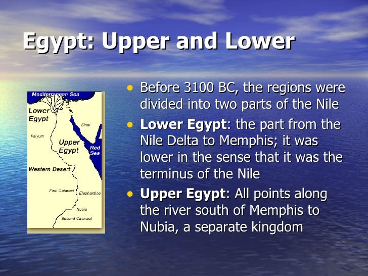 Egypt: The Kingdom Along the Nile